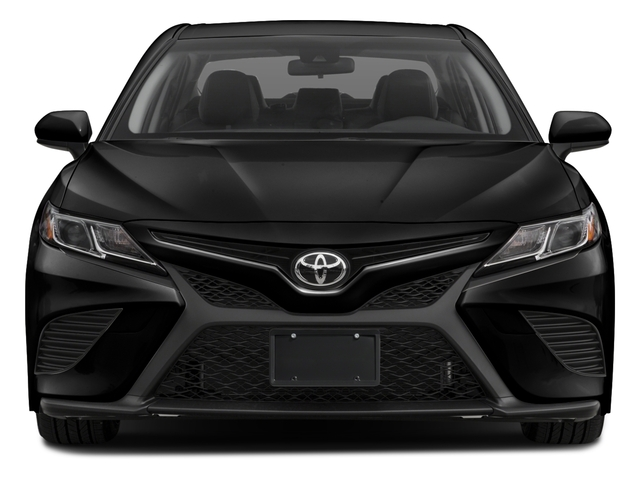 2018 Toyota Camry Se Auto Pictures Nadaguides