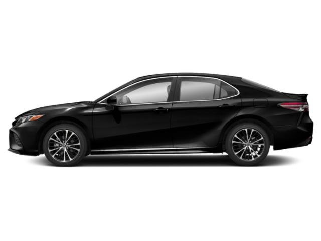 2018 Toyota Camry Prices and Values Sedan 4D LE I4 side view