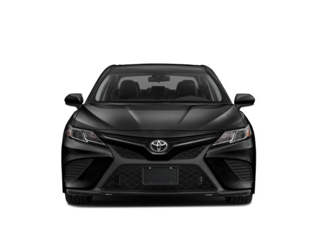 2018 Toyota Camry Prices and Values Sedan 4D XLE I4 front view