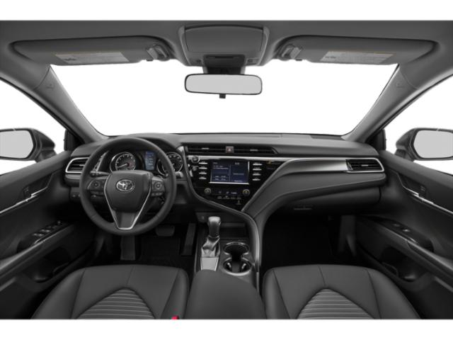 2018 Toyota Camry Prices and Values Sedan 4D XLE I4 full dashboard
