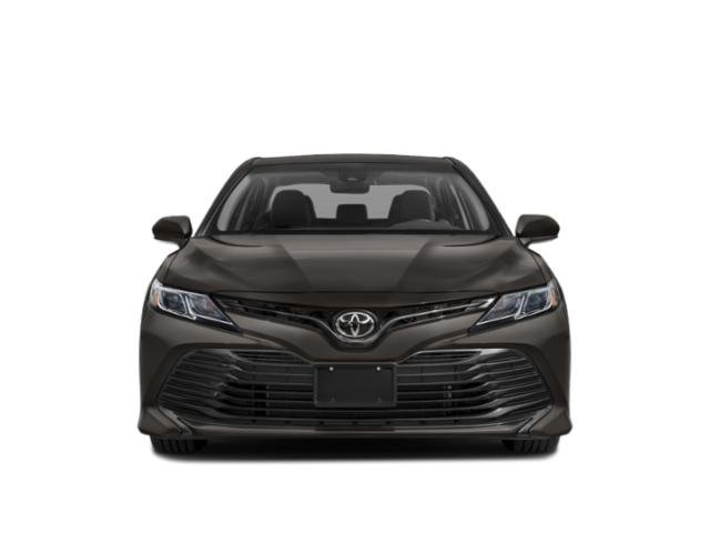 2018 Toyota Camry Prices and Values Sedan 4D LE I4 front view
