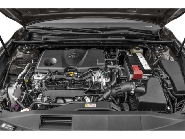 2018 Toyota Camry Prices and Values Sedan 4D XLE I4 engine