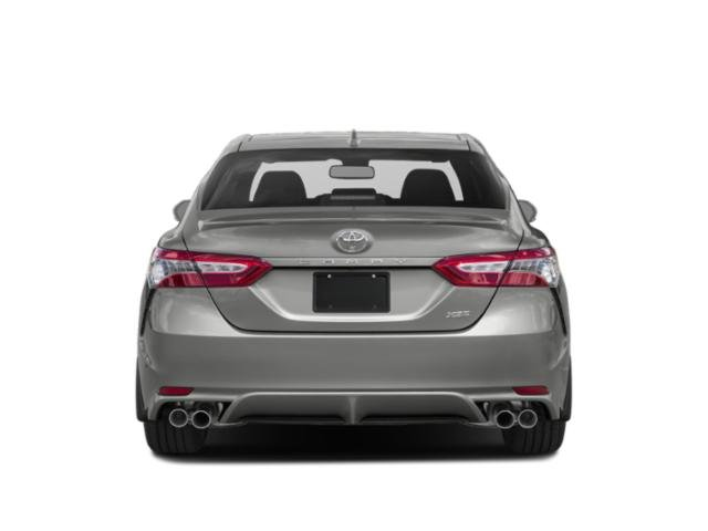 2018 Toyota Camry Prices and Values Sedan 4D LE I4 rear view
