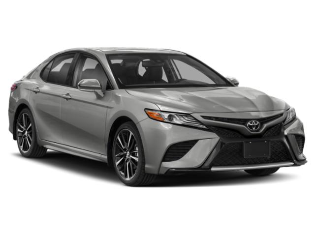 2018 Toyota Camry Prices and Values Sedan 4D XLE I4 side front view