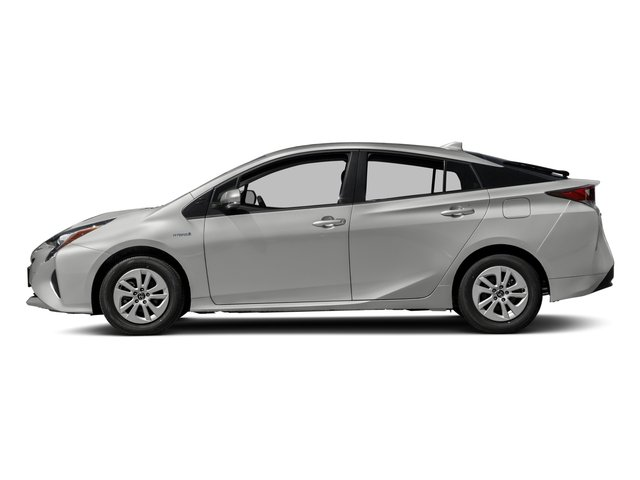 2018 Toyota Prius Prices and Values Liftback 5D Four I4 Hybrid side view