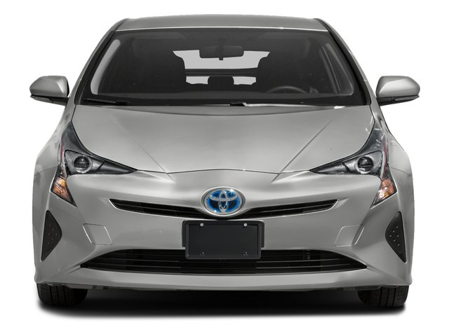 2018 Toyota Prius Prices and Values Liftback 5D Four I4 Hybrid front view