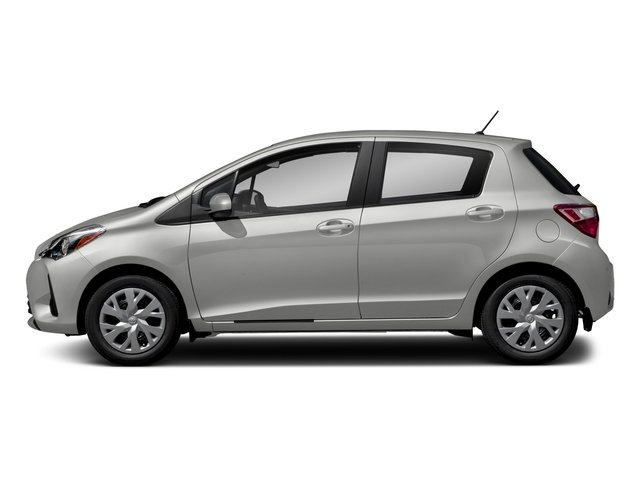 2018 Toyota Yaris Pictures Yaris Hatchback 5D L I4 photos side view