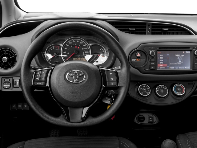 2018 Toyota Yaris Pictures Yaris Hatchback 5D L I4 photos driver's dashboard
