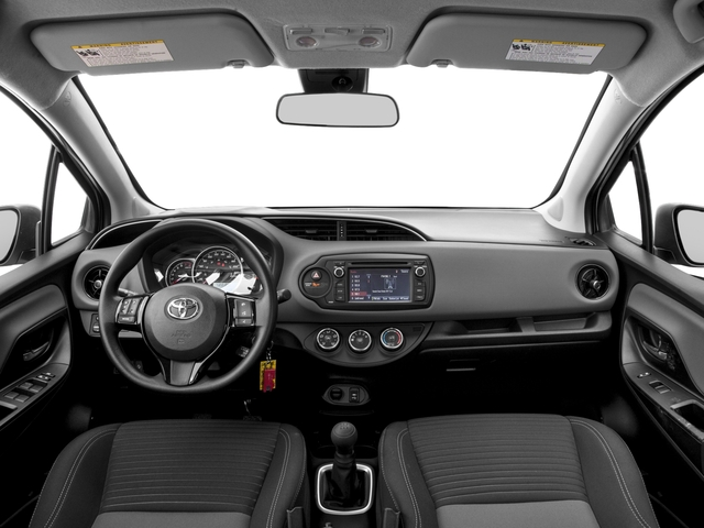 2018 Toyota Yaris Pictures Yaris Hatchback 5D L I4 photos full dashboard
