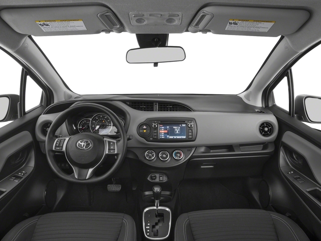2018 Toyota Yaris Prices and Values Hatchback 3D L I4 full dashboard