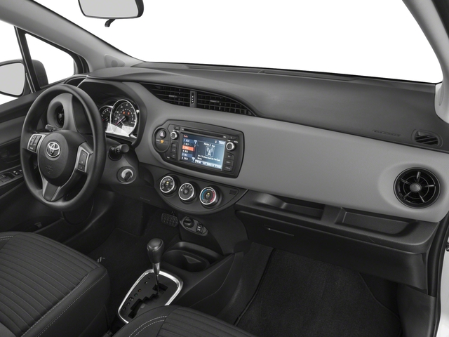 2018 Toyota Yaris Prices and Values Hatchback 3D L I4 passenger's dashboard