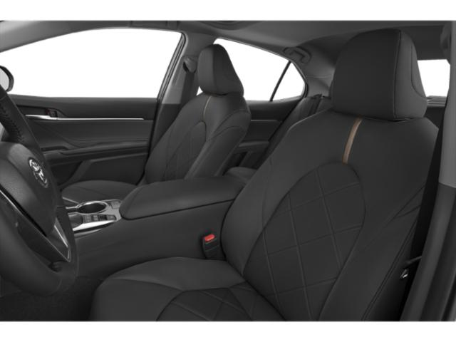 2018 Toyota Camry Prices and Values Sedan 4D XLE I4 Hybrid front seat interior