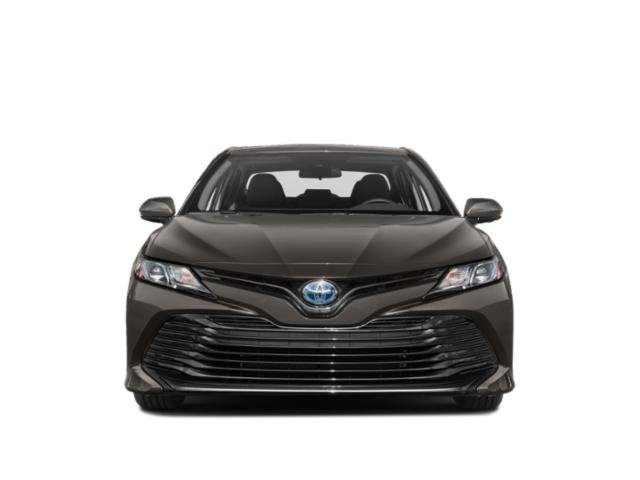 2018 Toyota Camry Prices and Values Sedan 4D XLE I4 Hybrid front view