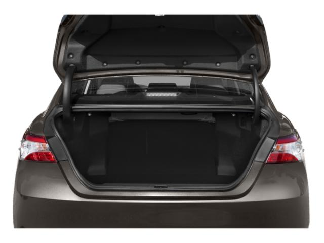 2018 Toyota Camry Prices and Values Sedan 4D XLE I4 Hybrid open trunk