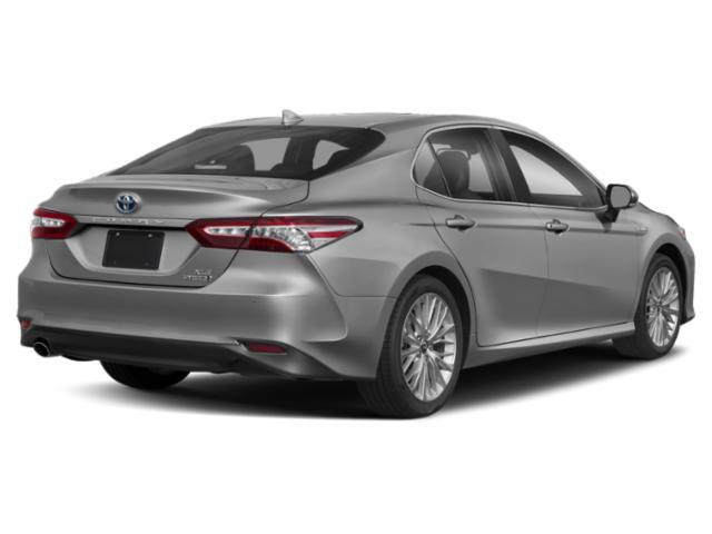 2018 Toyota Camry Prices and Values Sedan 4D XLE I4 Hybrid side rear view