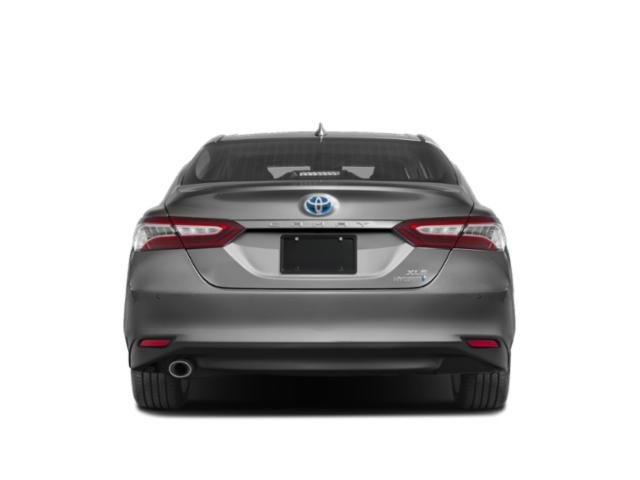 2018 Toyota Camry Prices and Values Sedan 4D XLE I4 Hybrid rear view