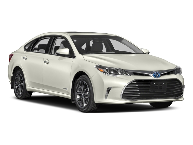 2018 Toyota Avalon Base Price Hybrid XLE Premium Pricing side front view