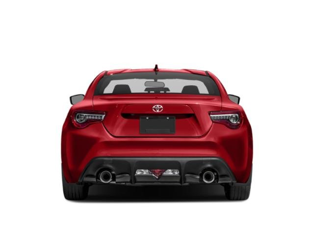 2018 Toyota 86 Pictures 86 Coupe 2D GT photos rear view