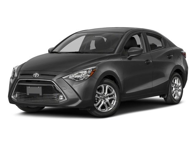 2018 Toyota Yaris iA Base Price Manual Pricing side front view
