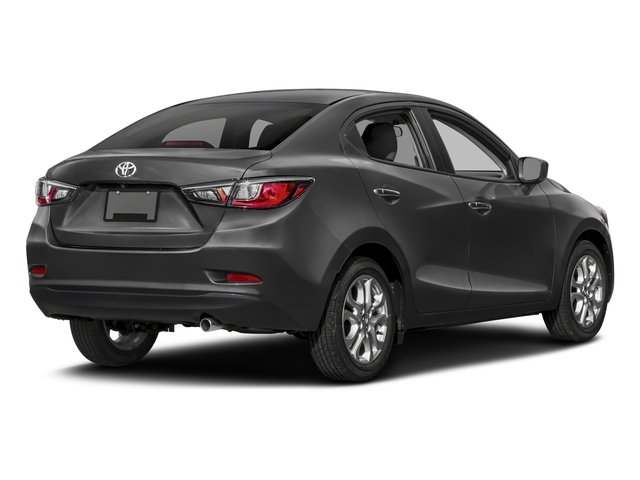 2018 Toyota Yaris iA Base Price Manual Pricing side rear view