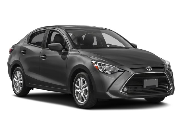 2018 Toyota Yaris iA Prices and Values Sedan 4D I4 side front view
