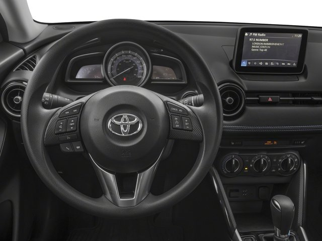 2018 Toyota Yaris iA Prices and Values Sedan 4D I4 driver's dashboard