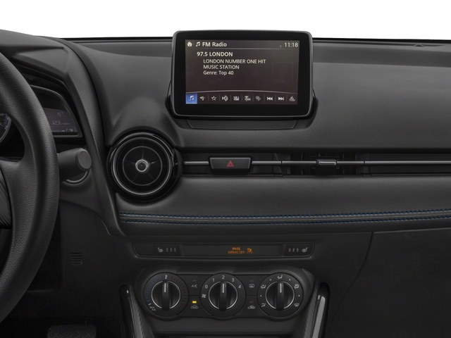 2018 Toyota Yaris iA Prices and Values Sedan 4D I4 stereo system
