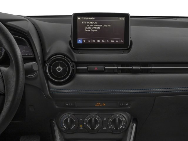 2018 Toyota Yaris iA Base Price Manual Pricing stereo system