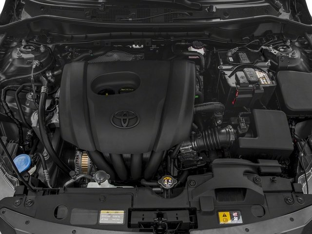 2018 Toyota Yaris iA Prices and Values Sedan 4D I4 engine