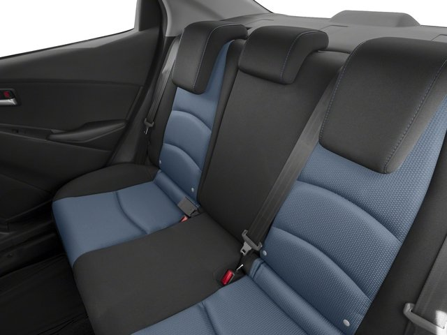 2018 Toyota Yaris iA Base Price Manual Pricing backseat interior