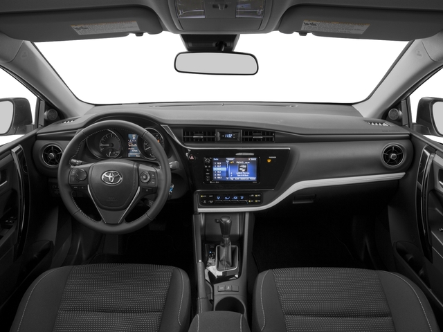 2018 Toyota Corolla iM Prices and Values Hatchback 5D full dashboard