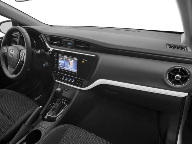 2018 Toyota Corolla iM Prices and Values Hatchback 5D passenger's dashboard