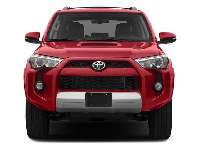 2018 Toyota 4Runner Pictures 4Runner TRD Off Road 4WD photos front view