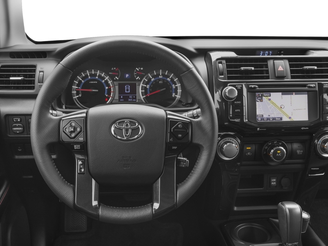 2018 Toyota 4Runner Pictures 4Runner TRD Off Road 4WD photos driver's dashboard