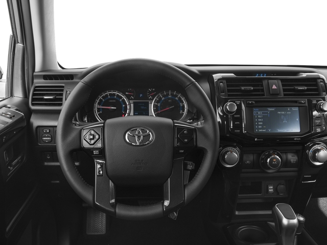 2018 Toyota 4Runner Prices and Values Utility 4D TRD Pro 4WD V6 driver's dashboard