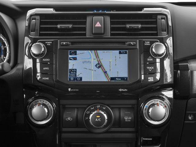 2018 Toyota 4Runner Prices and Values Utility 4D TRD Pro 4WD V6 navigation system