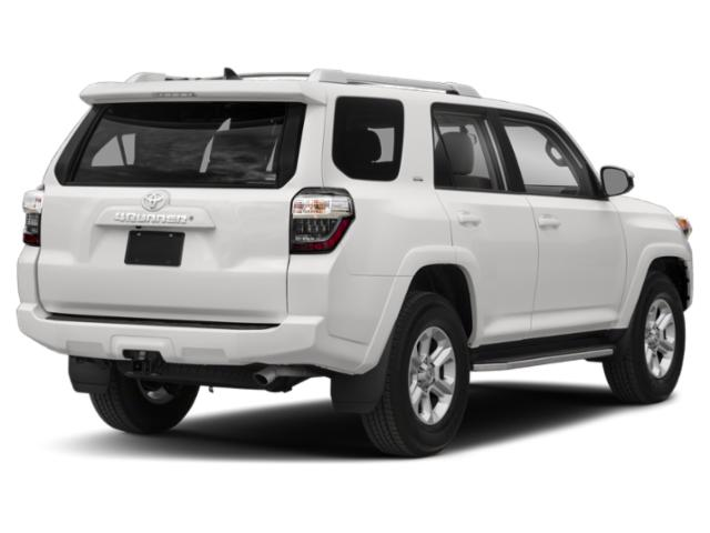 2018 Toyota 4Runner Prices and Values Utility 4D TRD Pro 4WD V6 side rear view