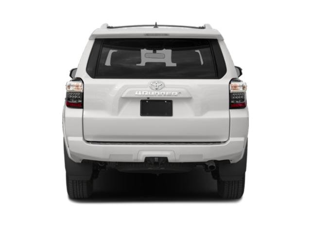 2018 Toyota 4Runner Prices and Values Utility 4D TRD Pro 4WD V6 rear view