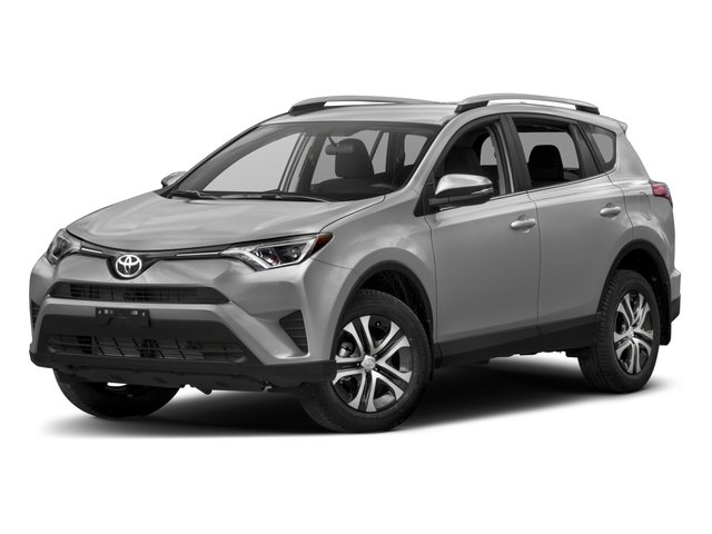 2018 Toyota Rav4 Base Price Le Awd Pricing Side Front View