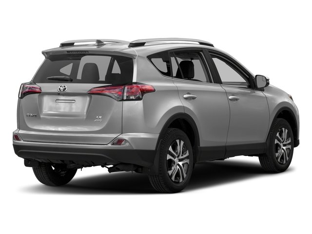 2018 Toyota RAV4 Prices and Values Utility 4D LE 2WD I4 side rear view