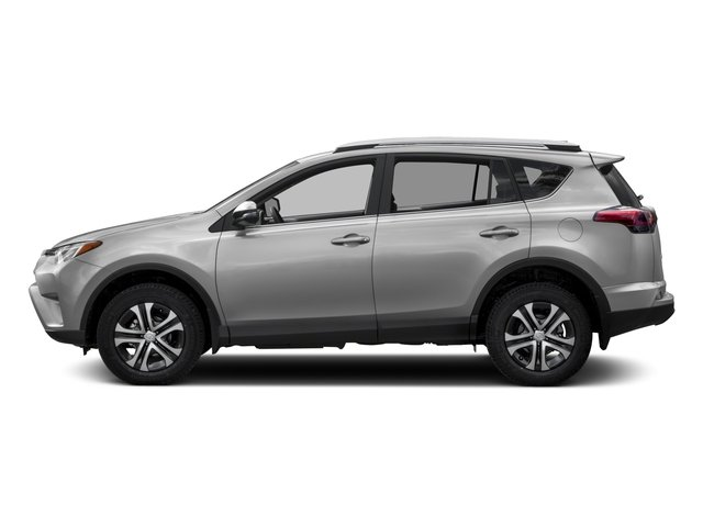 2018 Toyota RAV4 Prices and Values Utility 4D LE 2WD I4 side view