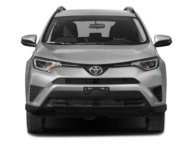 2018 Toyota RAV4 Prices and Values Utility 4D LE 2WD I4 front view