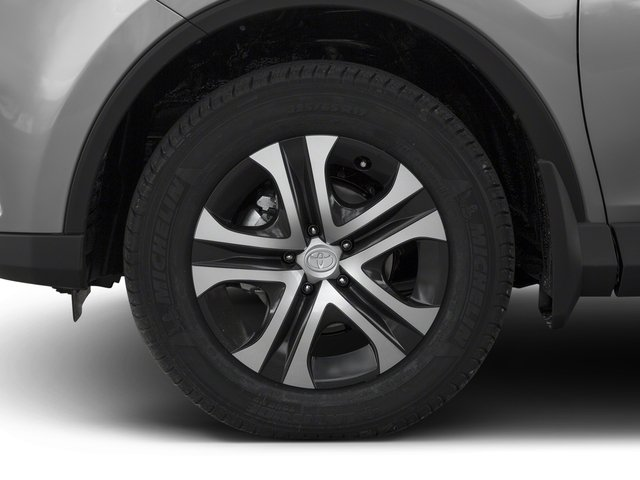 2018 Toyota RAV4 Prices and Values Utility 4D LE 2WD I4 wheel