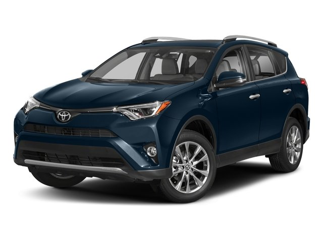 2018 Toyota RAV4 Prices and Values Utility 4D Limited AWD I4