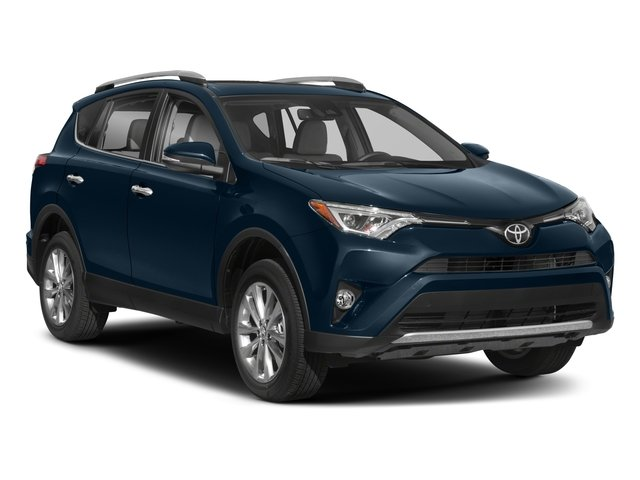 2018 Toyota RAV4 Prices and Values Utility 4D Limited AWD I4 side front view