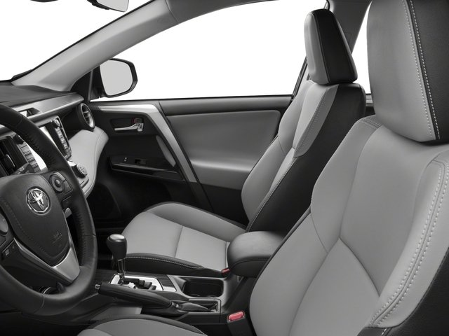 2018 Toyota RAV4 Prices and Values Utility 4D Limited AWD I4 front seat interior