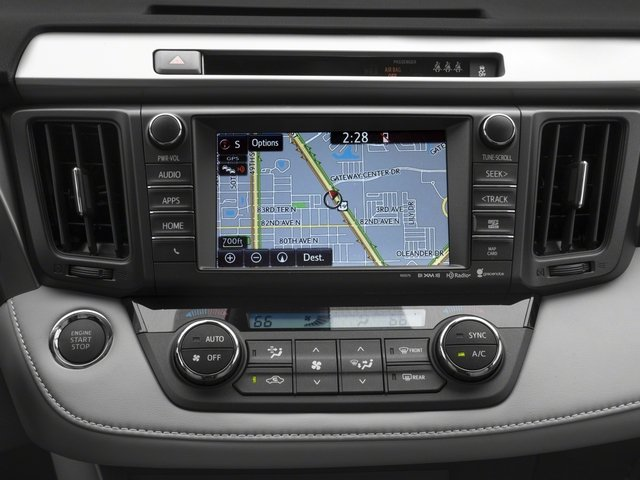 2018 Toyota RAV4 Prices and Values Utility 4D Limited AWD I4 navigation system