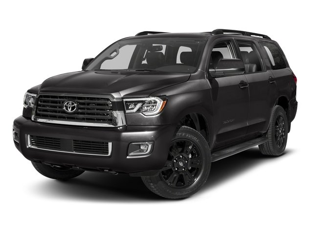 New 2018 Toyota Sequoia Trd Sport 4wd Msrp Prices Nadaguides