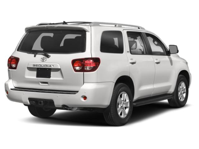 2018 Toyota Sequoia Prices and Values Utility 4D Limited 2WD V8 side rear view