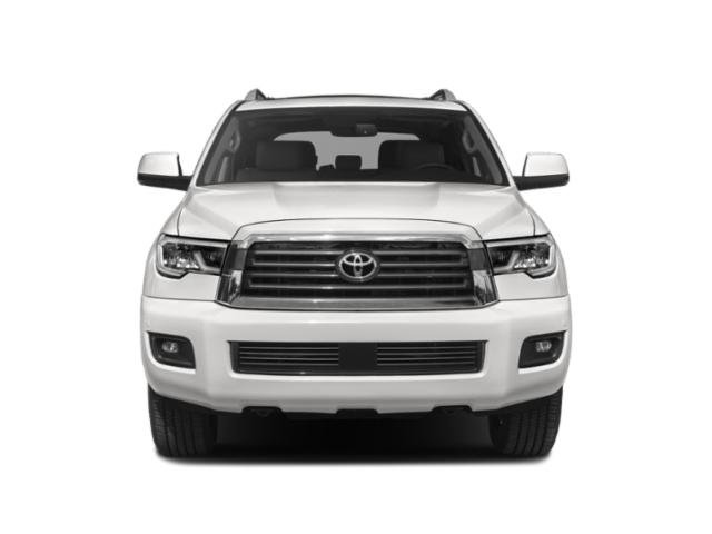 2018 Toyota Sequoia Prices and Values Utility 4D Limited 2WD V8 front view